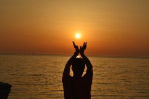 kimolos al tramonto