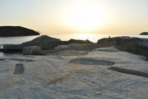 tramonti a kimolos