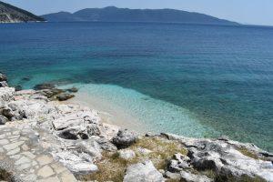 tratto di mare tra Sami ed Agia Efimia